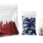 Zip Up Plastic Bag