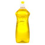 Liquid detergent bottle for dish washing isolated on white background