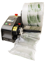 Sealed Air Fill-Air Rocket Inflatable Packaging Machine