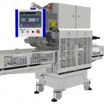 The SL4 Motion Lidding Machine